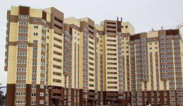 Многоквартирный 5-подъездный жилой дом